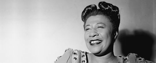 Ella Fitzgerald, photo in the public domain