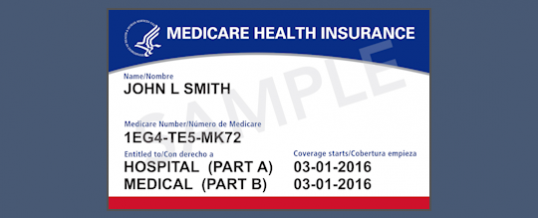 Did You Get Something That Looks Like a Medicare Card in the Mail?