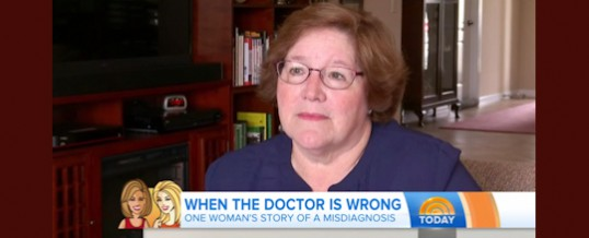 Yes, Sometimes the Doctor IS Wrong
