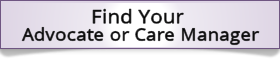 search for an advocate or care manager